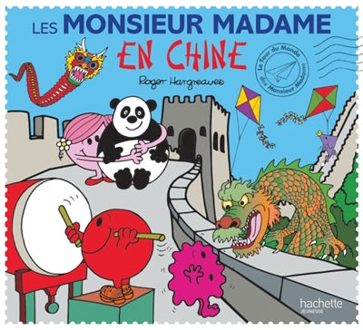 MONSIEUR MADAME EN CHINE -LE TOUR D