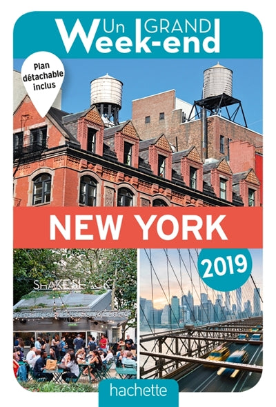 GUIDE UN WEEK-END A NEW YORK 2019