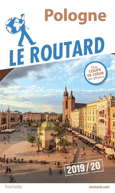 POLOGNE 2019/20 -GUIDE DU ROUTARD