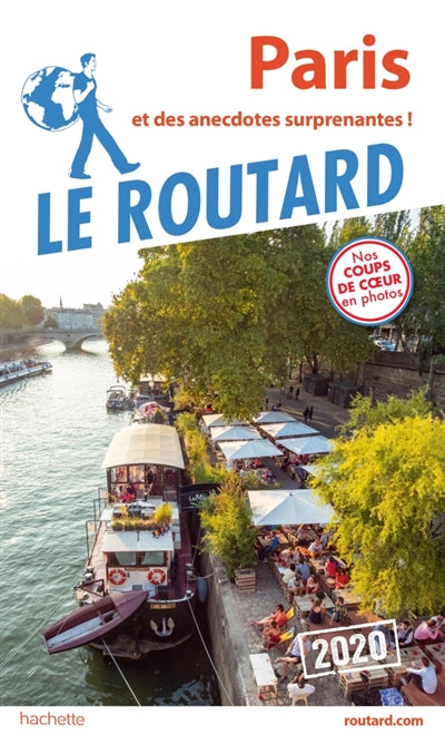 PARIS 2020 -GUIDE DU ROUTARD