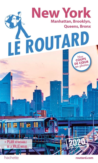 NEW YORK 2020 -GUIDE DU ROUTARD