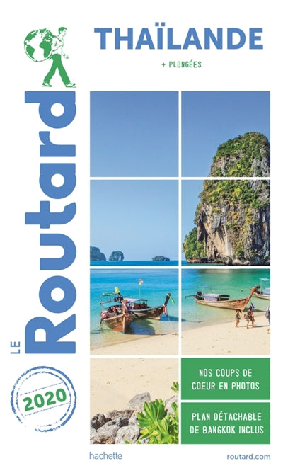 THAILANDE 2020 -GUIDE DU ROUTARD