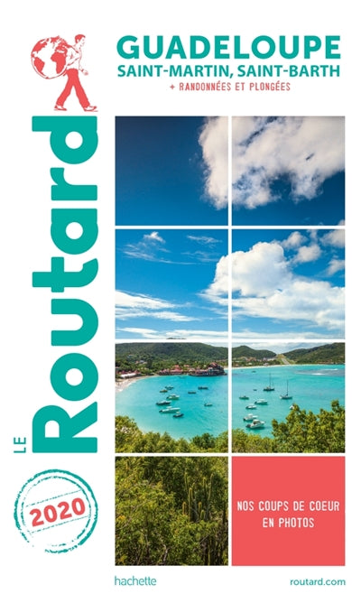 GUADELOUPE 2020 -GUIDE DU ROUTARD