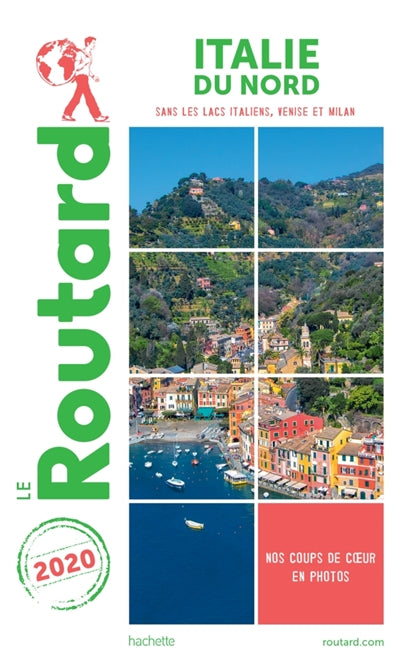 ITALIE DU NORD 2020 -GUIDE ROUTARD