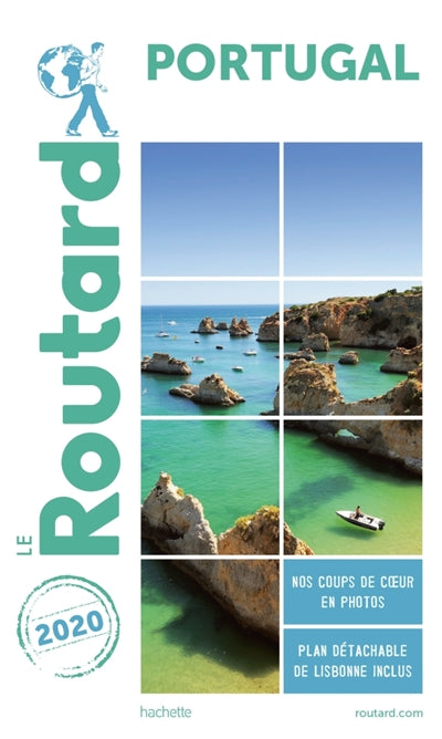 PORTUGAL 2020 -GUIDE DU ROUTARD