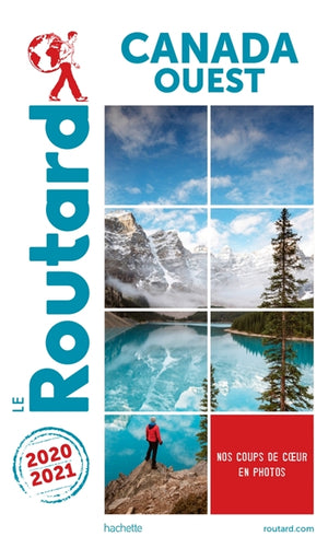 CANADA OUEST 2020/21 -GUIDE DU ROUTARD