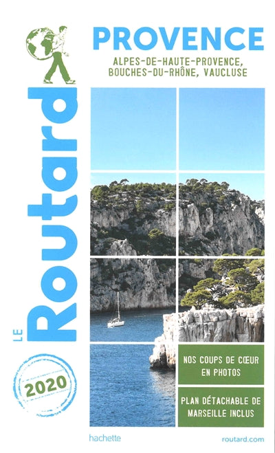 PROVENCE 2020 -GUIDE DU ROUTARD