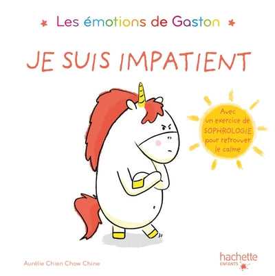 EMOTIONS DE GASTON - JE SUIS IMPATIENT