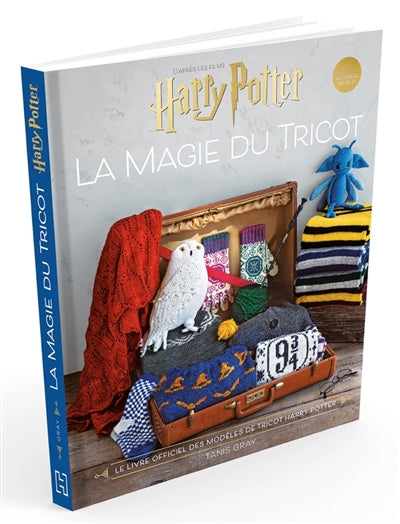 HARRY POTTER LA MAGIE DU TRICOT