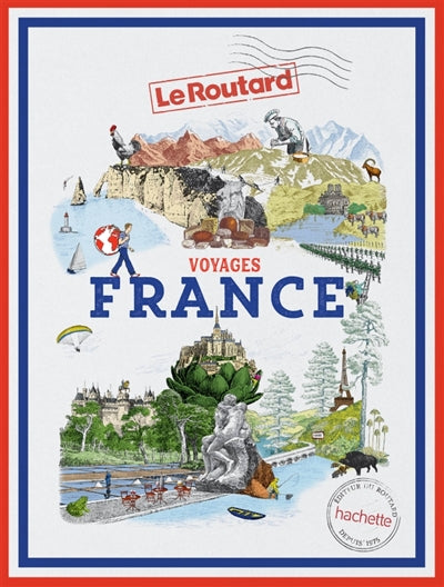 FRANCE -VOYAGE -LE ROUTARD