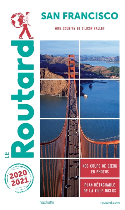 SAN FRANCISCO 2020/21 -GUIDE DU ROUTARD