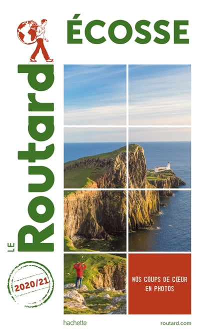 ECOSSE 2020/21 -GUIDE DU ROUTARD