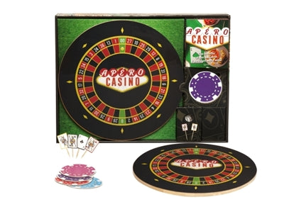 APERO CASINO -COFFRET