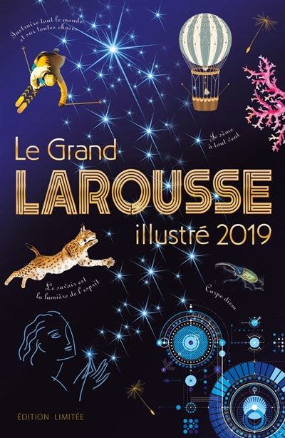 GRAND LAROUSSE ILLUSTRE 2019 NOEL