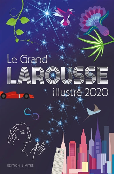 GRAND LAROUSSE ILLUSTRE 2020