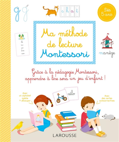 METHODE DE LECTURE MONTESSORI