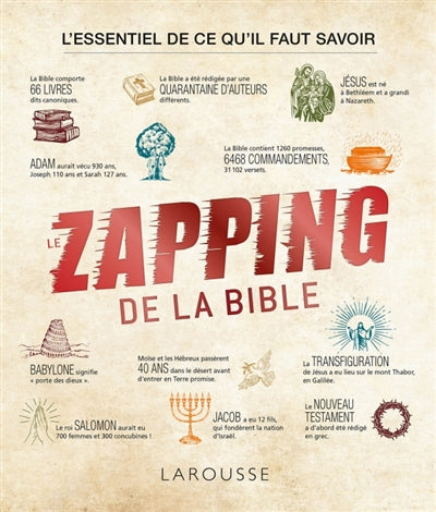 Zapping de la bible
