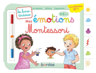 MES EMOTIONS MONTESSORI 3-6 ANS