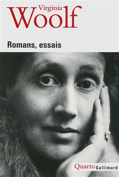 VIRGINIA WOOLF ROMANS, ESSAIS