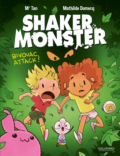 SHAKER MONSTER T.04 : BIVOUAC ATTACK