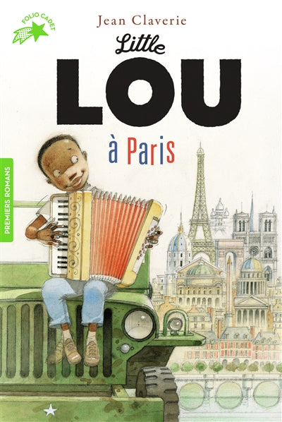 LITTLE LOU À PARIS