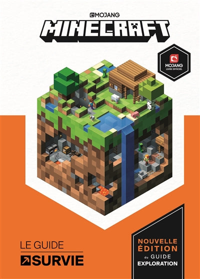 MINECRAFT GUIDE DE SURVIE (TP) N.É.