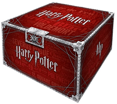 COFFRET COLLECTOR HARRY POTTER 7V