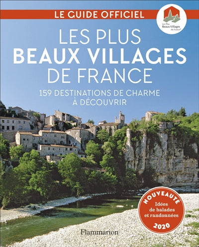 PLUS BEAUX VILLAGES DE FRANCE 2020