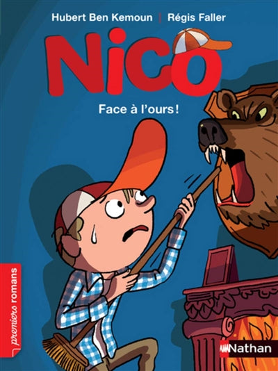 NICO : FACE A L'OURS