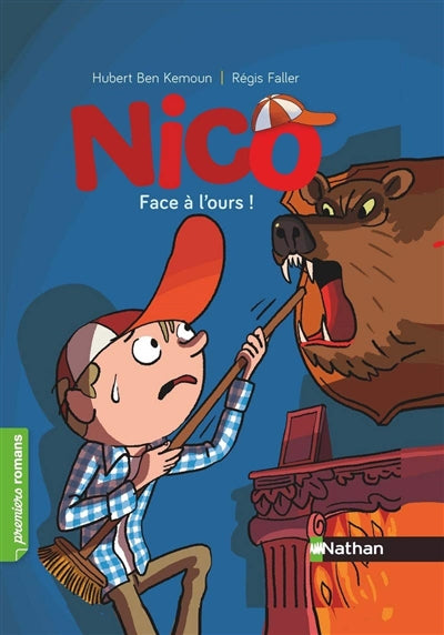 DYSCOOL : NICO FACE A L'OURS
