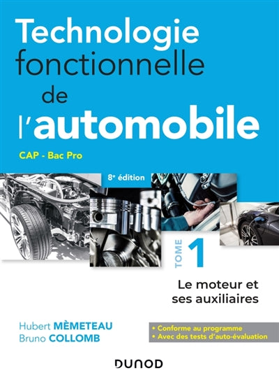 TECHNOLOGIE FONCTIONNELLE  AUTOMOBILE