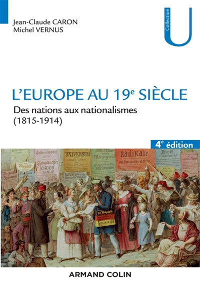 EUROPE AU 19E SIECLE : DES NATIONS AUX NATIONALISMES