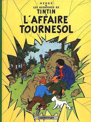 TINTIN #18 L'affaire Tournesol
