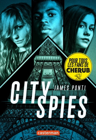 CITY SPIES T.01