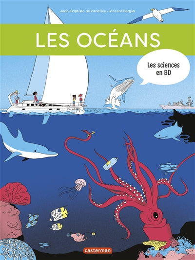 SCIENCES EN BD  : LES OCEANS