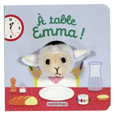 BÉBÊTES T.89 : À TABLE EMMA !