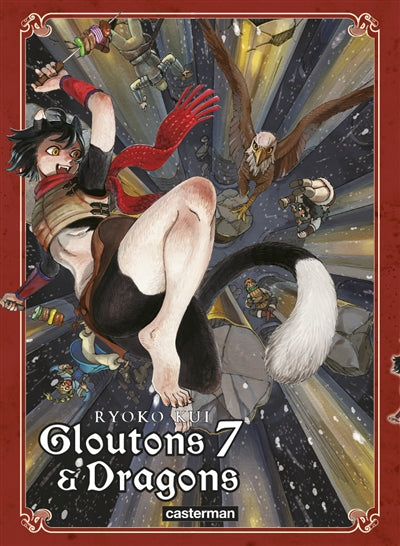 GLOUTONS ET DRAGONS T.07
