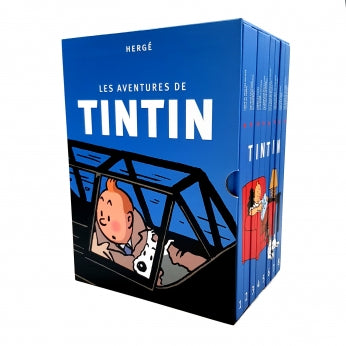 INTEGRAL TINTIN (COFFRET 2019)
