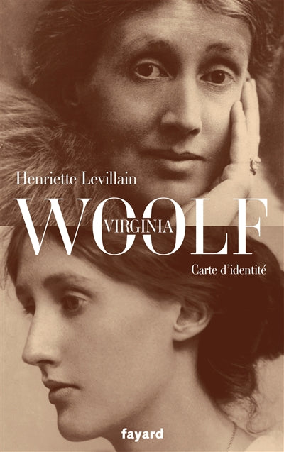 VIRGINIA WOOLF -CARTE D'IDENTITE