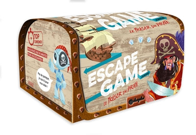 ESCAPE GAME LE TRESOR DU PIRATE