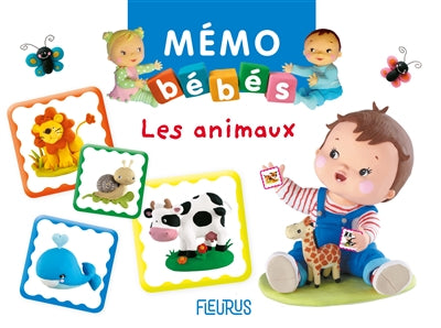 MEMO BEBES - LES ANIMAUX