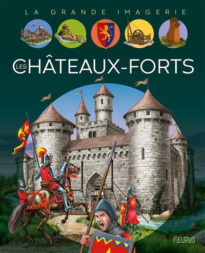 CHATEAUX FORTS  N.E.