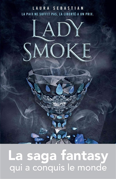 LADY SMOKE -ASH PRINCESS T.2