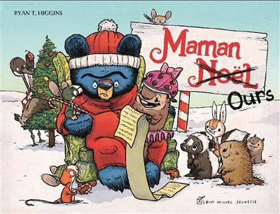 MAMAN NOEL OURS