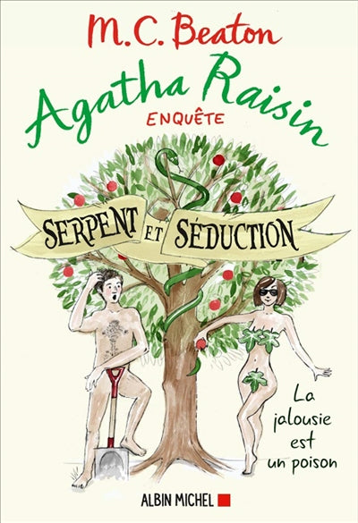 AGATHA RAISIN ENQUETE-SERPENT ET SEDUCTION