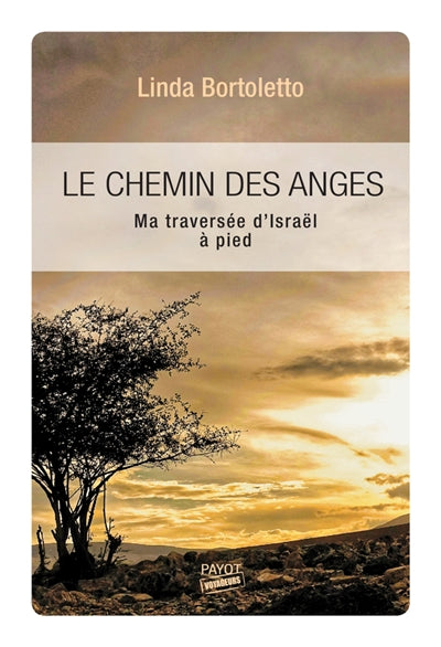 CHEMIN DES ANGES : MA TRAVERSEE D'ISRAEL A PIED