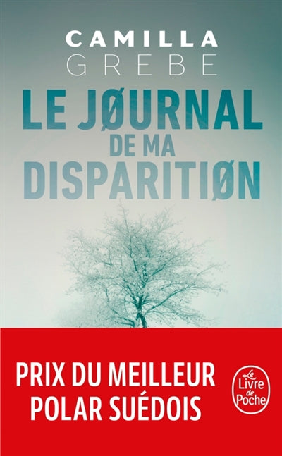 JOURNAL DE MA DISPARITION