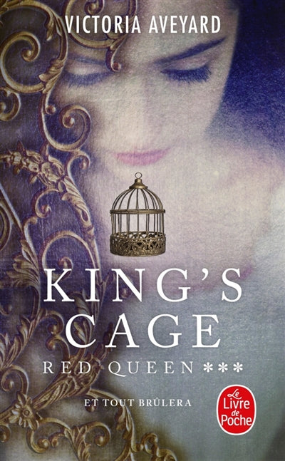 RED QUEEN VOL.3 KING'S CAGE