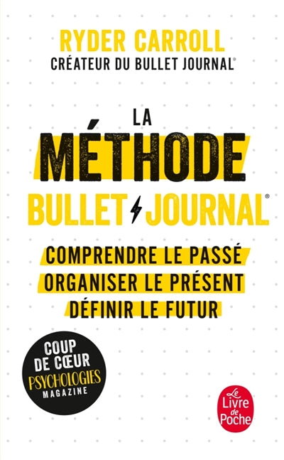 METHODE BULLET JOURNAL