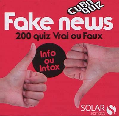 FAKE NEWS -CUBOQUIZ